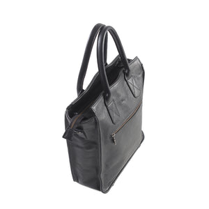 Ladies Office Hand Bag - kingkong-leather