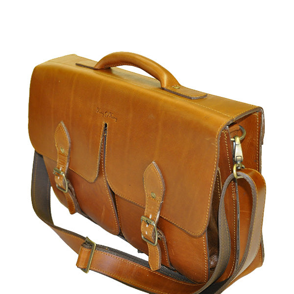 Vegitan 15 Inch Business notebook bag - kingkong-leather