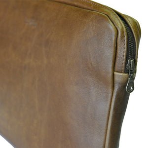 15 inch Macbook folder - kingkong-leather