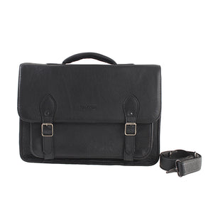 15 Inch Classic Satchel Notebook