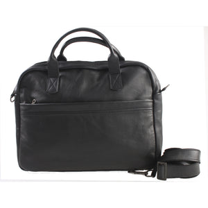 Slim Office 13 Inch Crossbody Bag - kingkong-leather