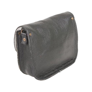 Bold leather side companion sling bag - kingkong-leather
