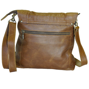 Round Sling Bag - kingkong-leather