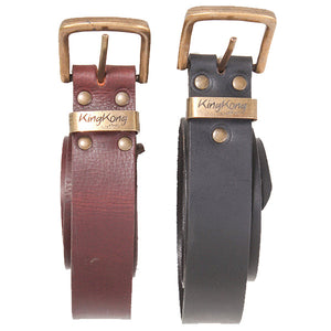 King Kong Leather Belt
