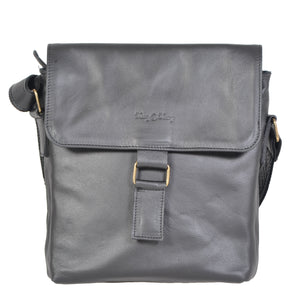 iPad Messenger Leather Handbag - kingkong-leather