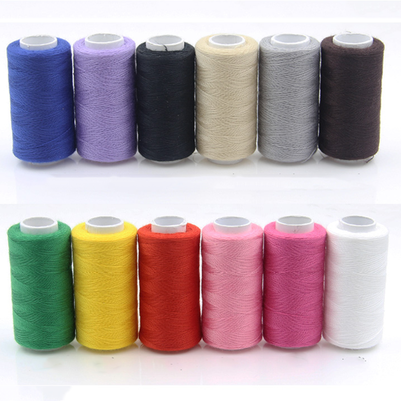(50% OFF)12 Colors/Set Sewing Knitting Thread