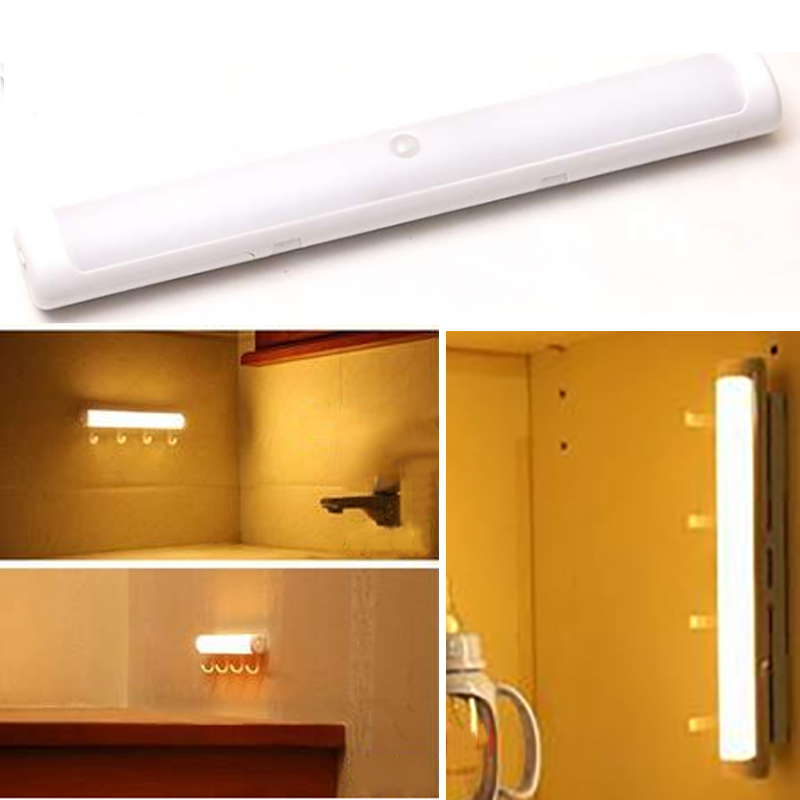 (ONLY TODAY 50% OFF)  Hot Motion Sensor Nightlights