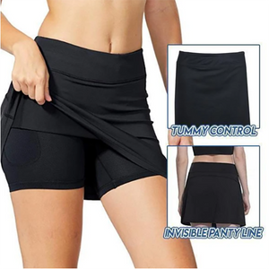 Women Summer Sports Short Mini Skirts