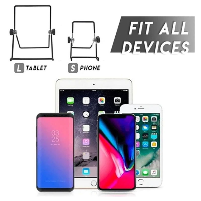 (HOT SALE!!) Foldable Minimal Mobile Tablet Stand