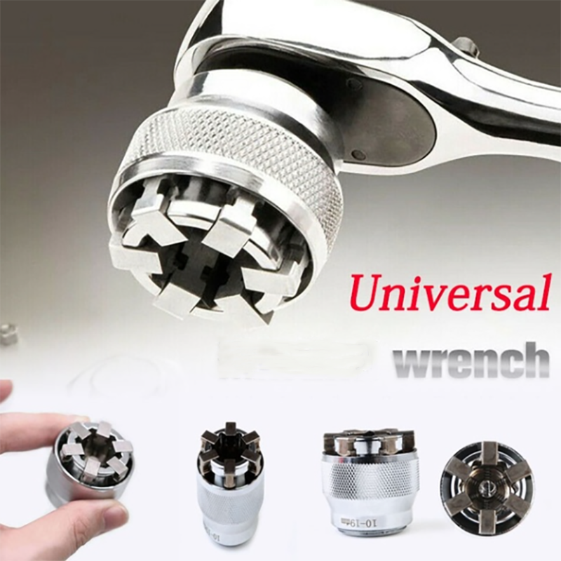 Universal Magic Sleeve Socket Wrench