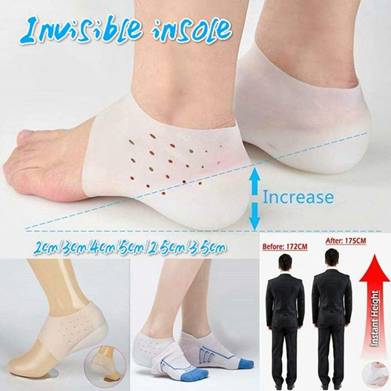 New Fashion Invisible Height Increased Insoles(1pair)