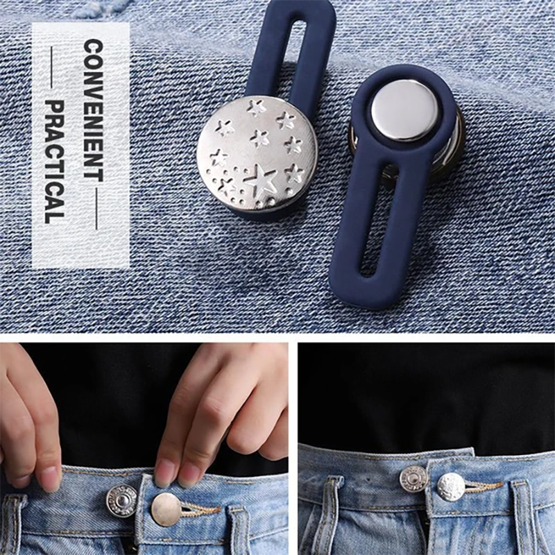 Jeans Retractable Button (Buy more get more free)