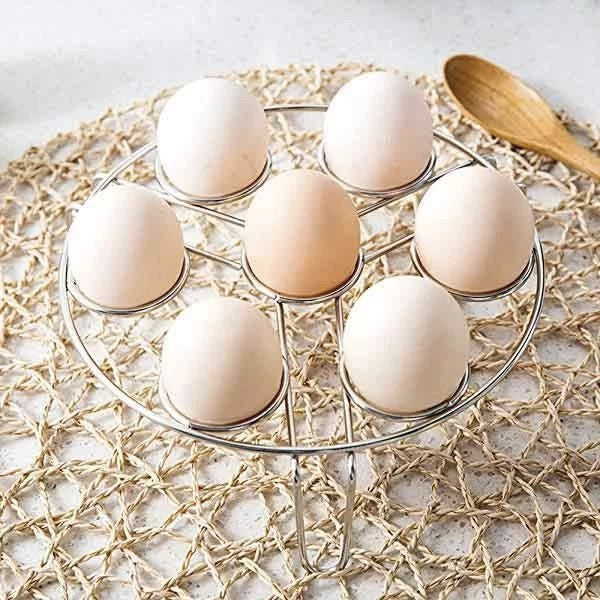 Stainless Steel Multi-Purpose Steamed Egg Rack