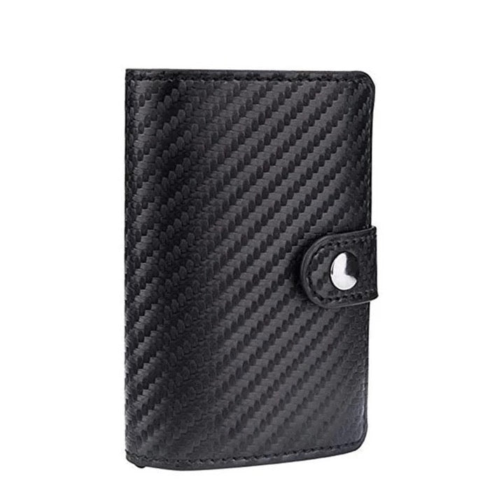 Carbon Fiber RFID Card Holder