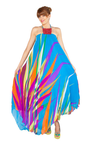 Rainbow Dance Dress