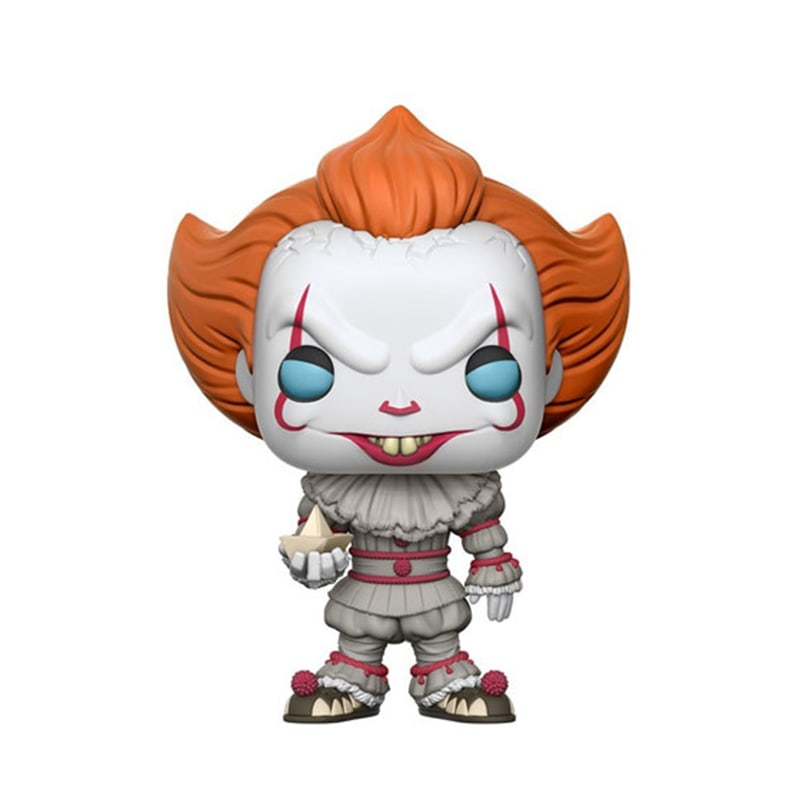 Funko Pop! Movies: It - Pennywise (With Boat) - Urbantoys6