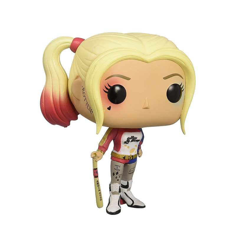 Funko POP Movies: Suicide Squad Action Figure, Harley Quinn - Urbantoys6