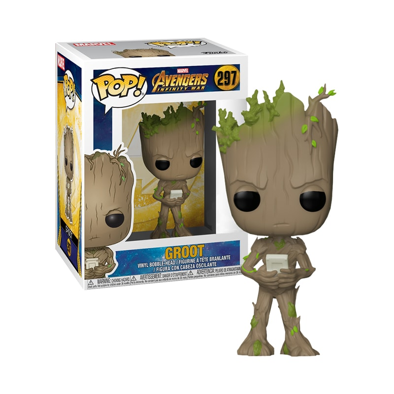 Funko Pop Groot Office Furnishing Articles - Urbantoys6