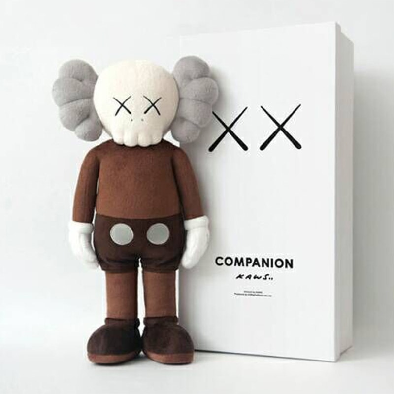 KAWS Plush Doll Toy - Urbantoys6