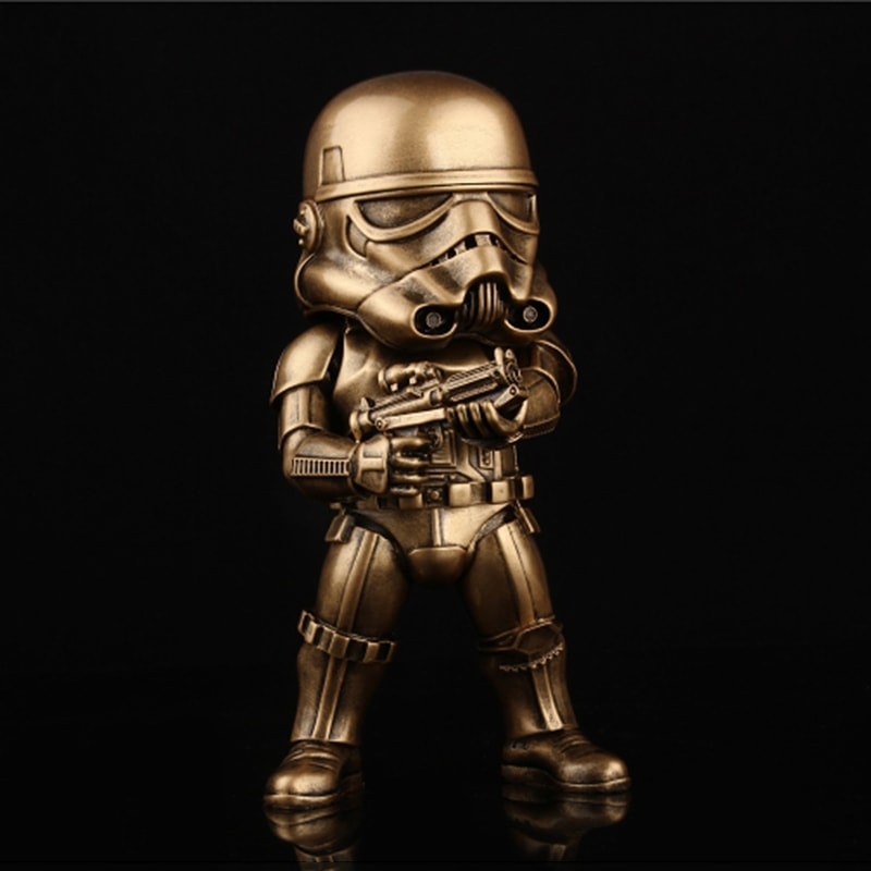 Imitation Cuprum Star Wars Figure - Urbantoys6