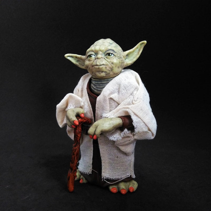 Star Wars Yoda Master - Urbantoys6