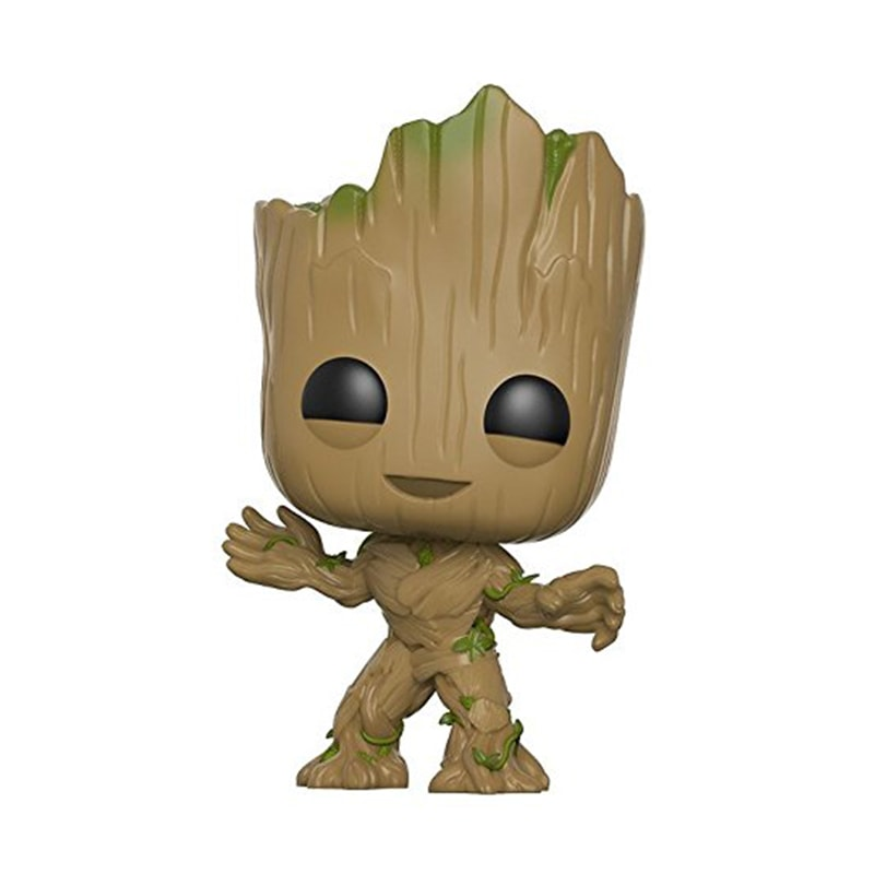 Funko POP Movies: Guardians of the Galaxy 2-Groot - Urbantoys6