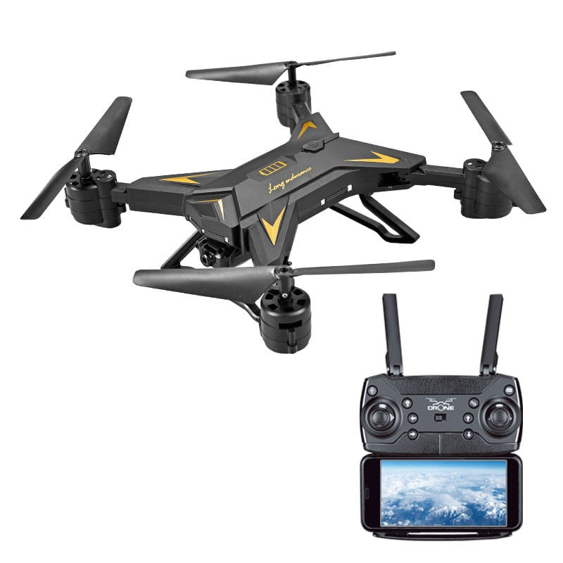 1080P 5.0MP Foldable WIFI KY601S RC Quadcopter Drone