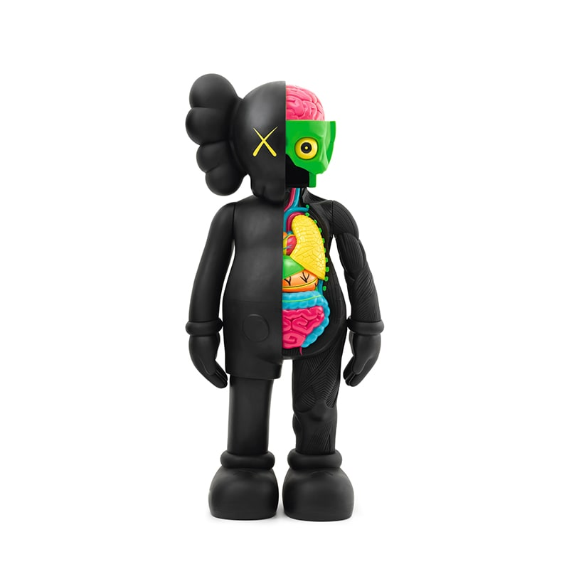 Kaws Companion Flayed Open Edition - Urbantoys6