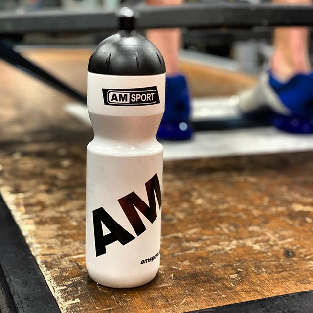 What's in your bottle? #amsport...