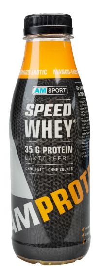 AMSPORT® Speed Whey