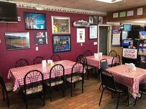 10766 Pizza place for sale (building included) in Springfield, MA 01104