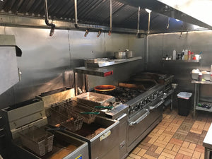 10784 Fast food Burger place for sale in Waterbury, CT.