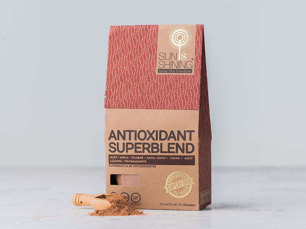 Buy Antioxidant Superblend from Sun Is Shining available at Local Keeps from Costa Rica