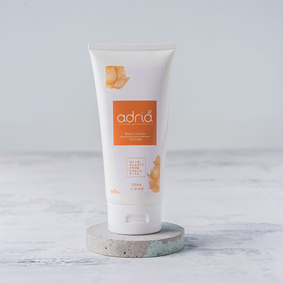 Crafted Body Cream - Sweet Orange