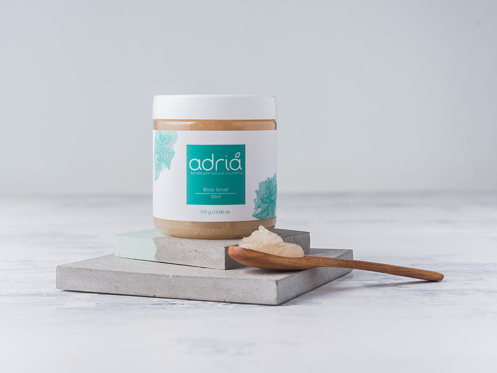 Crafted BodyScrub - Mint