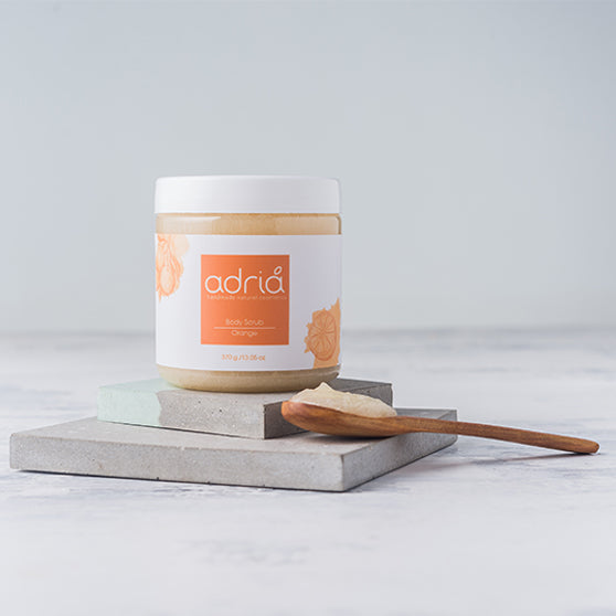 Crafted BodyScrub - Sweet Orange