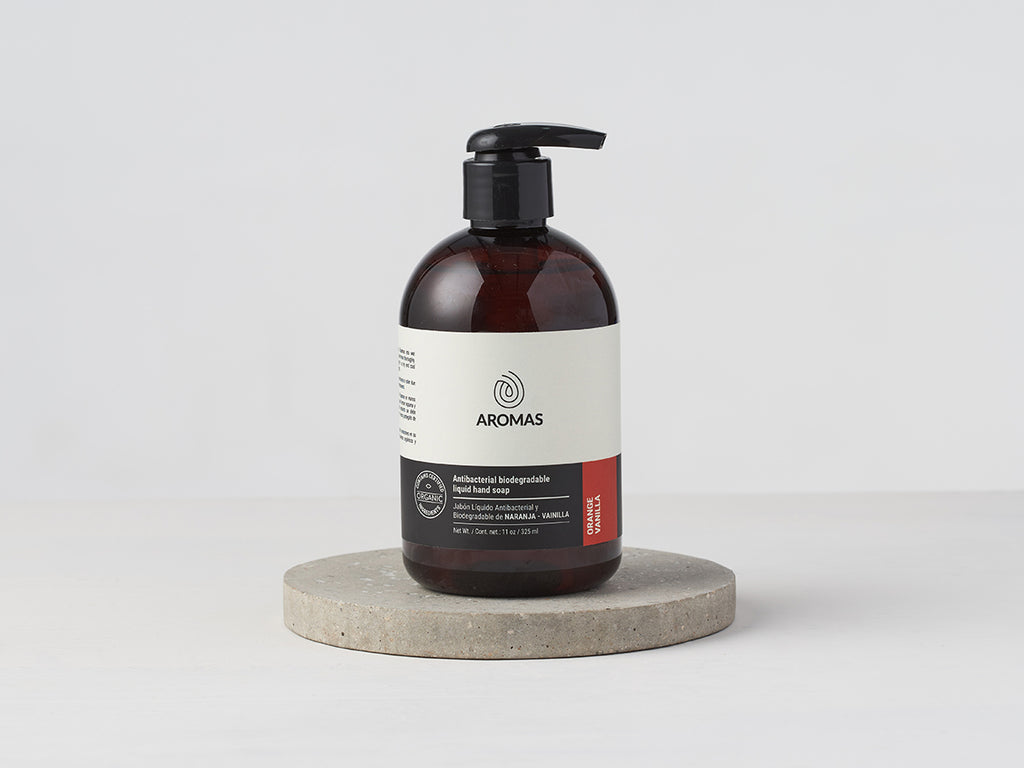 Aromas Energizing Liquid Hand Soap