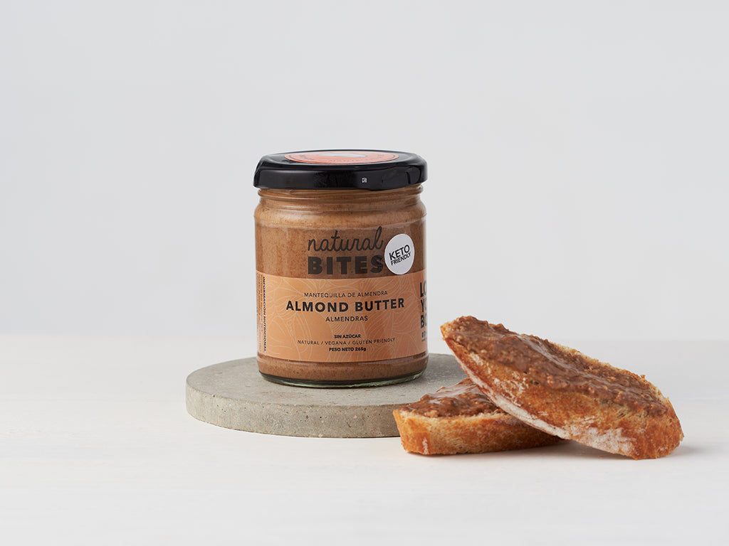 Natural Bites Almond Butter