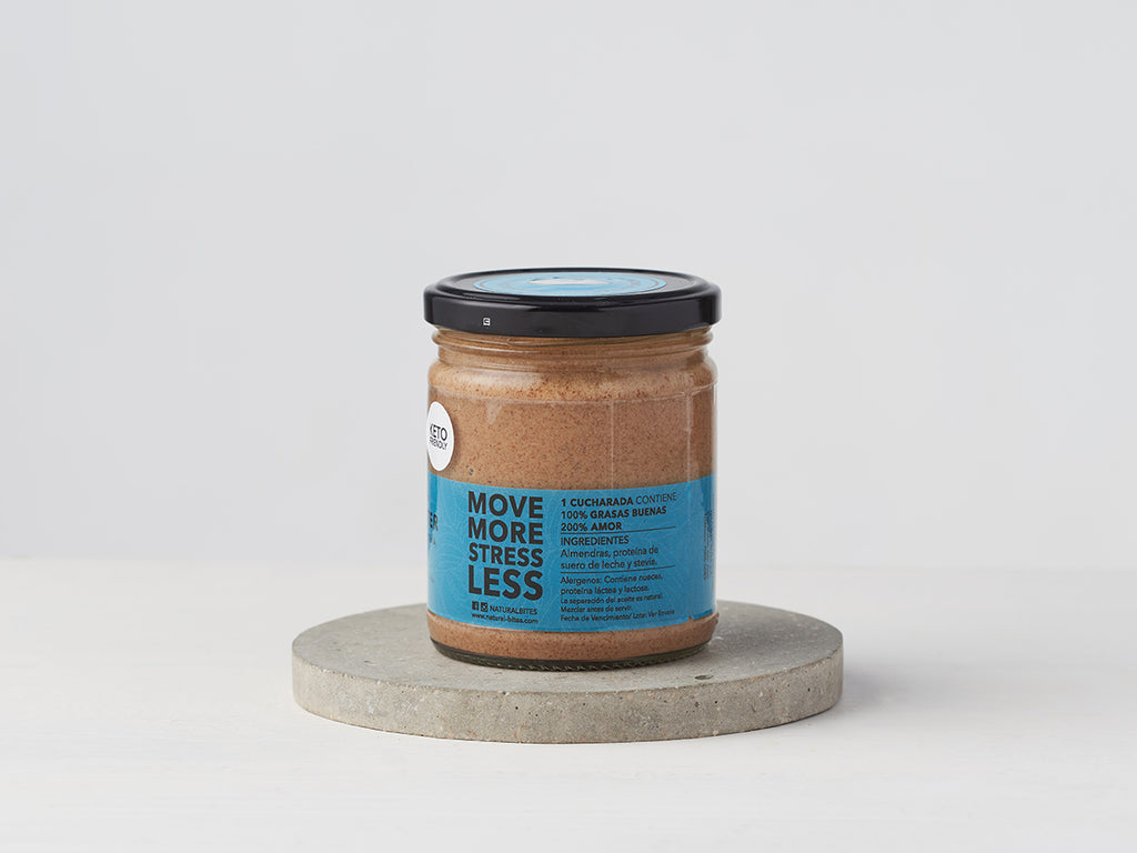 Natural Bites Protein Almond Butter