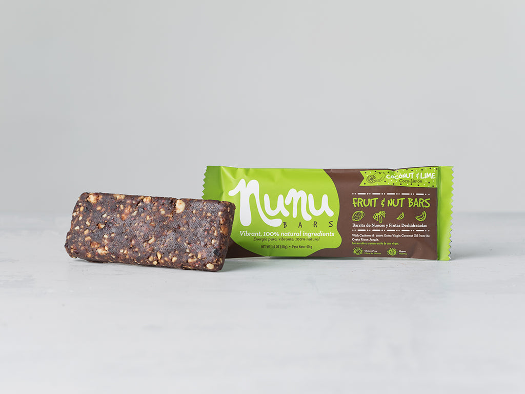 Coconut and Lime Energy Bar