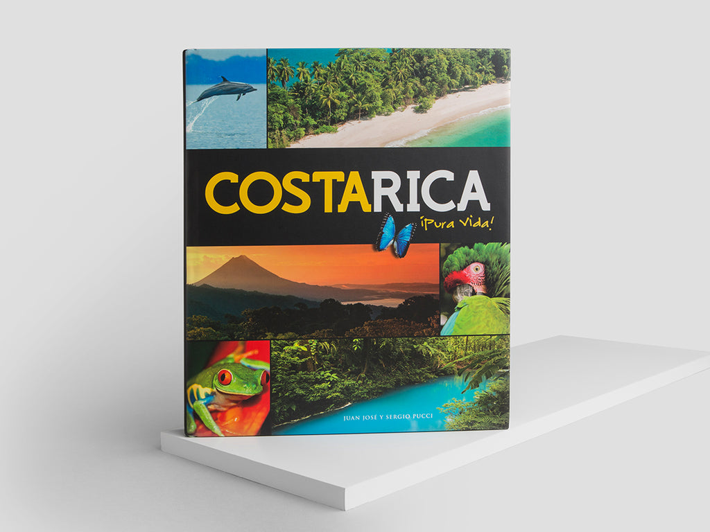 Buy Costa Rica ¡Pura Vida! from Pucci available at Local Keeps from Costa Rica