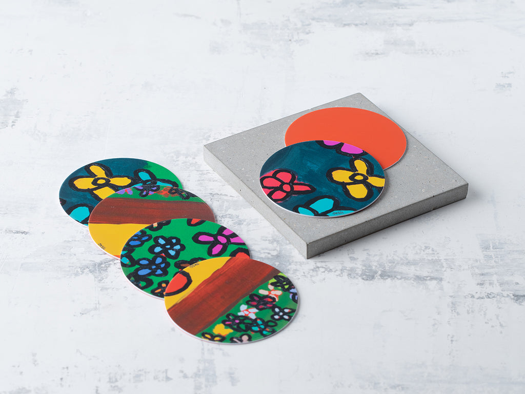 Flowery Days Coaster Collection