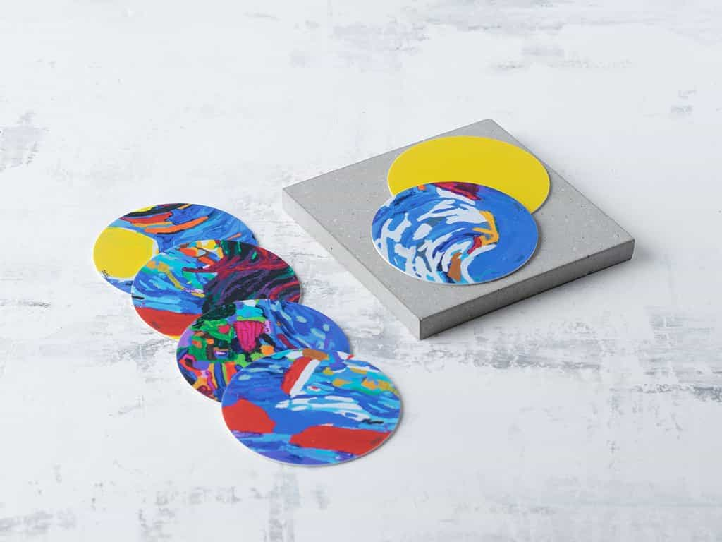 Van Gogh Coaster Collection