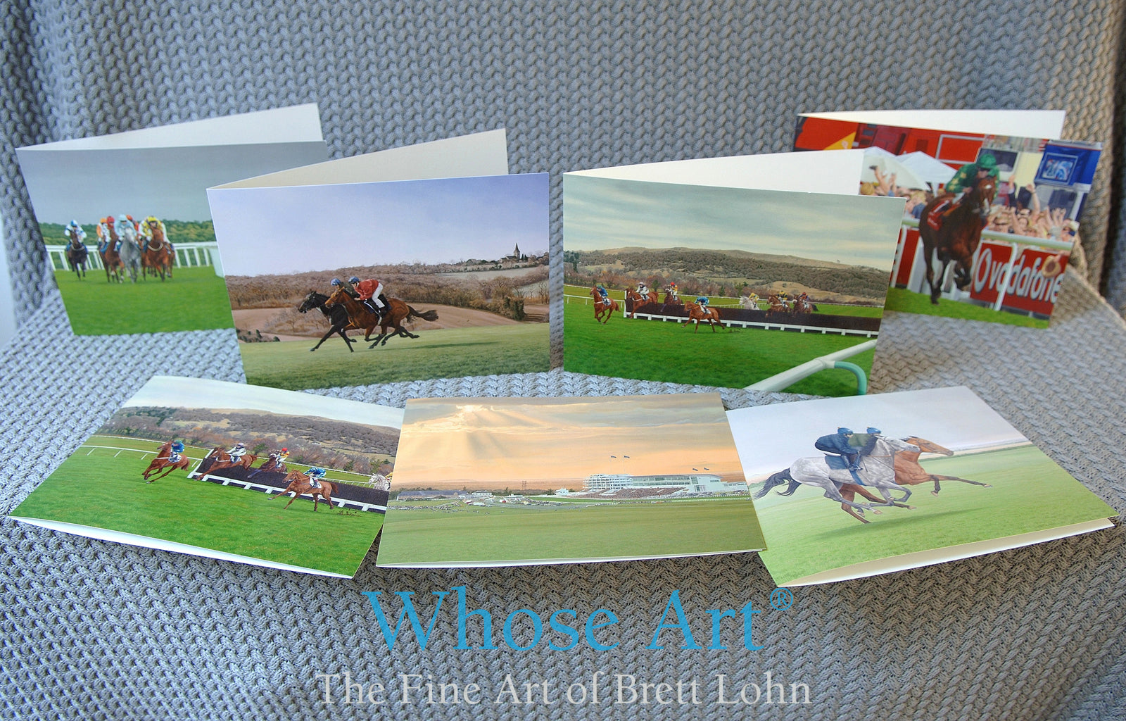 Horse Fine Art Greeting Card Selection
