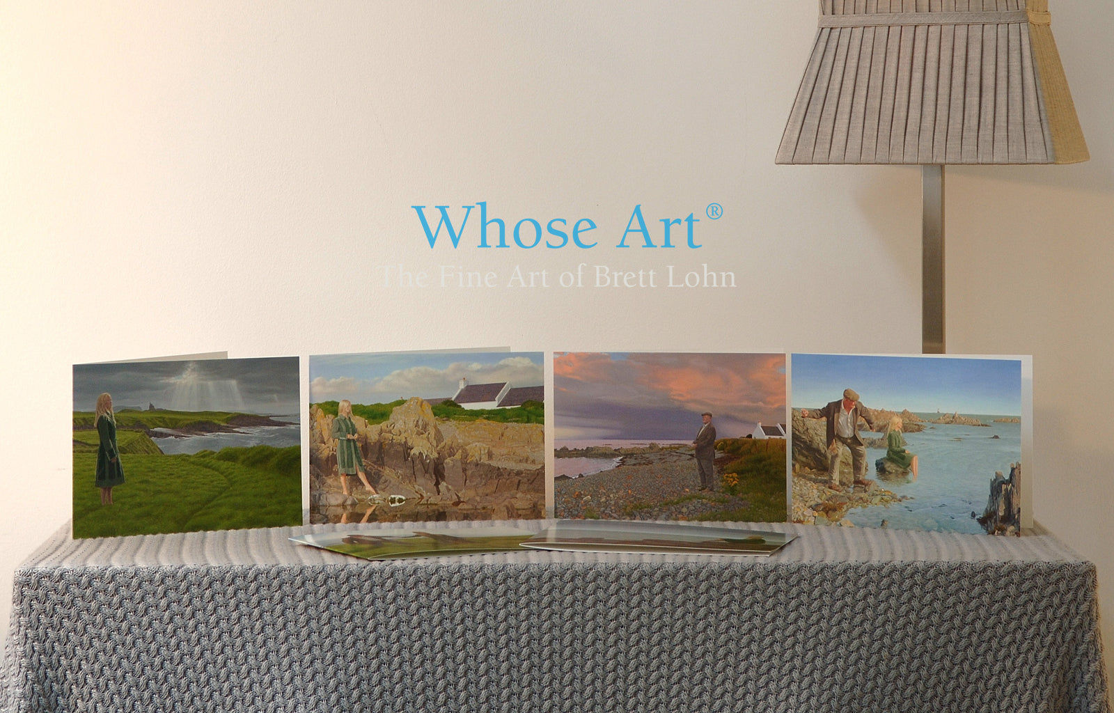 Fine Art Greeting Card Selection