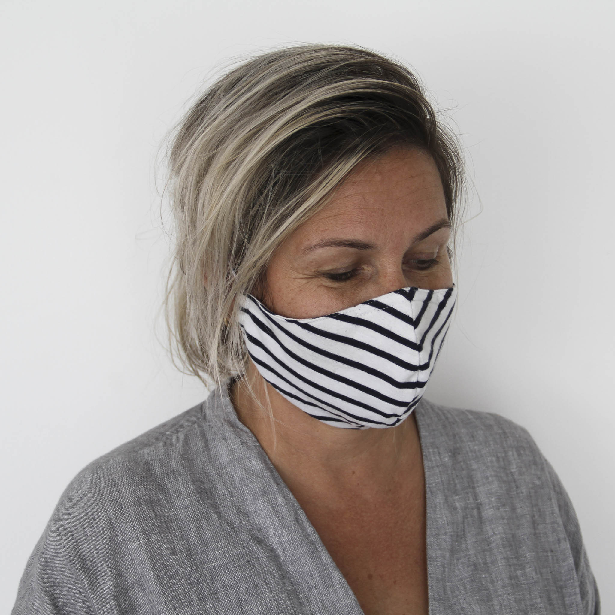 3 Upcycled Face Masks