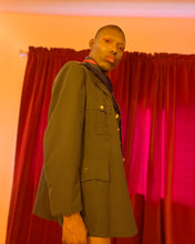 Army issue uniform jacket