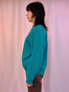Pinch pin sweatshirt