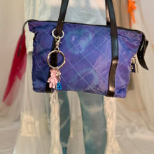 Tie dye Prada Tessuto quilted tote