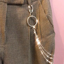 Double O-ring clip chain